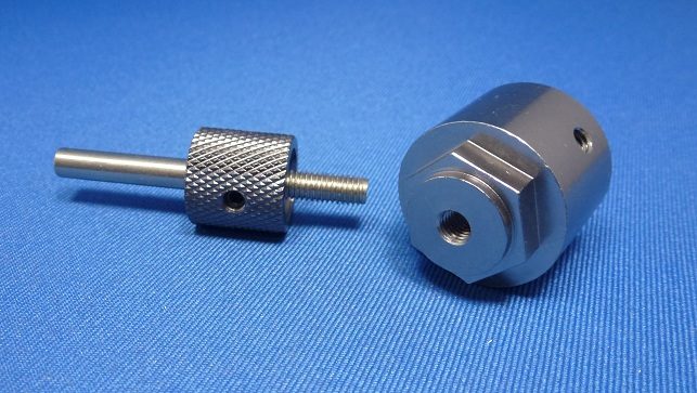 AR AR-15KY - Tire Cutter Adaptor, 8mm Shaft (17mm)