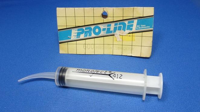 Pro-Line 600 - Precision Lubricator