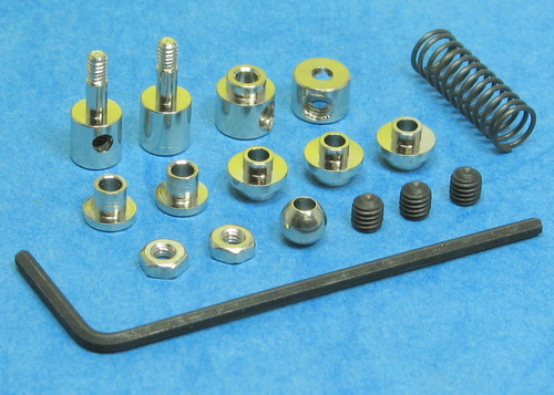 Mike-s M-0105 - Throttle Linkage Connectors