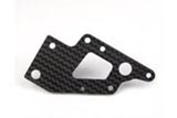 K-Factory K1316-1 - Carbon Transponder Holder for K1316 (Mugen MTX3, MTX4)