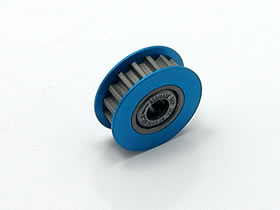 Square SGE-317W - Alum One-Way Pulley 17T