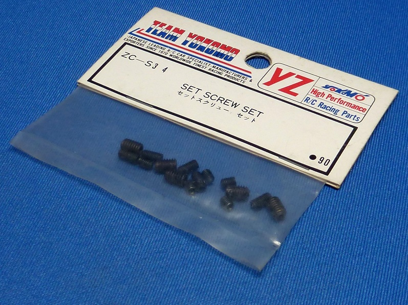Yokomo ZC-S34 - Set Screw Set (YZ-10)