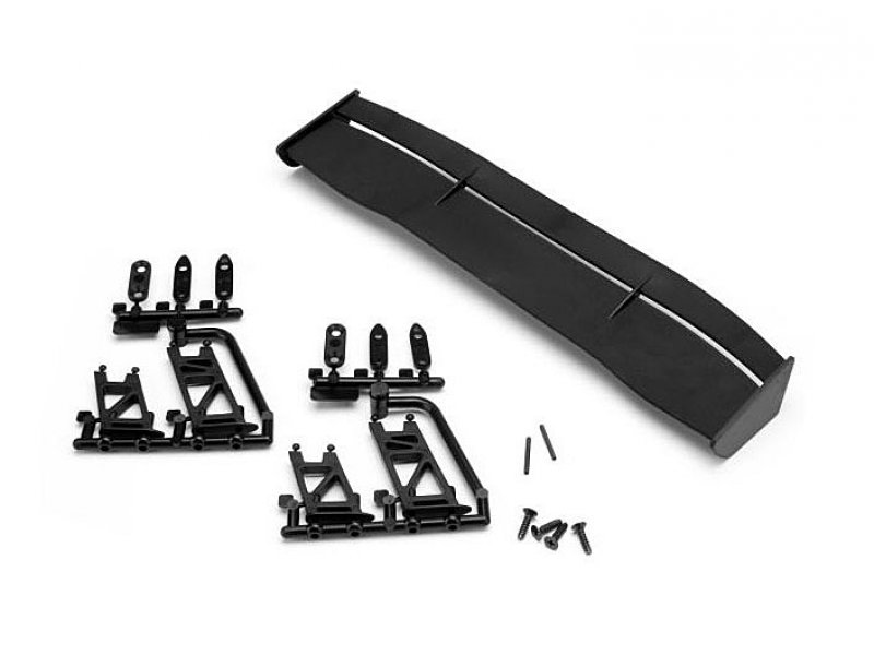 HPI 30093 - GT Wing Set, Type E, 1:10 Scale