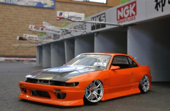 D-Like DL103 - Nissan S13 Silvia Clear Body