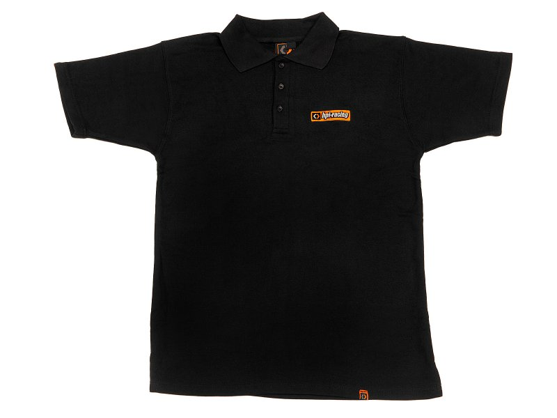 HPI 107472 - HPI Classic Polo Shict (Black / Adult X-Large)
