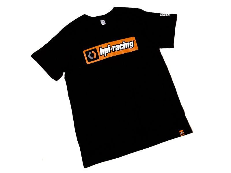 HPI 107465 - HPI Classic T-Shirt Black Adult Large