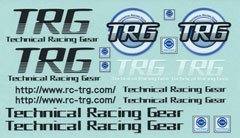 TRG TRG9017 - Decal Type 2 7.5x13cm 2pcs
