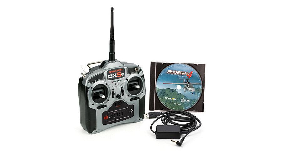 RunTime Games RTM5000 - Phoenix R/C Pro Simulator V5.0