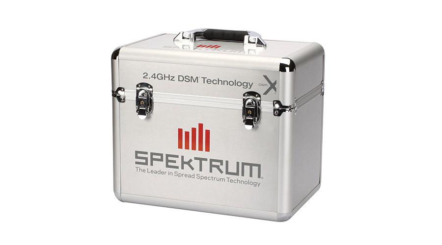 Spektrum SPM6708 - Spektrum Single Stand Up Transmitter Case