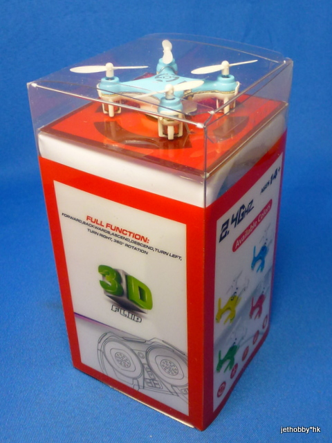 Cheerson CX-10 - 4-Channel Micro Quad-Copter