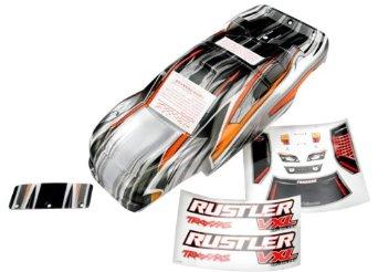 Traxxas 3715 - Body, Rustler VXL, ProGraphix