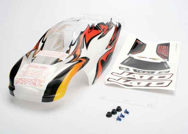 Traxxas 5511X - Body, Jato, ProGraphix