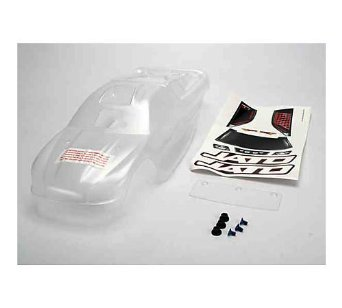Traxxas 5511 Body, Jato Clear