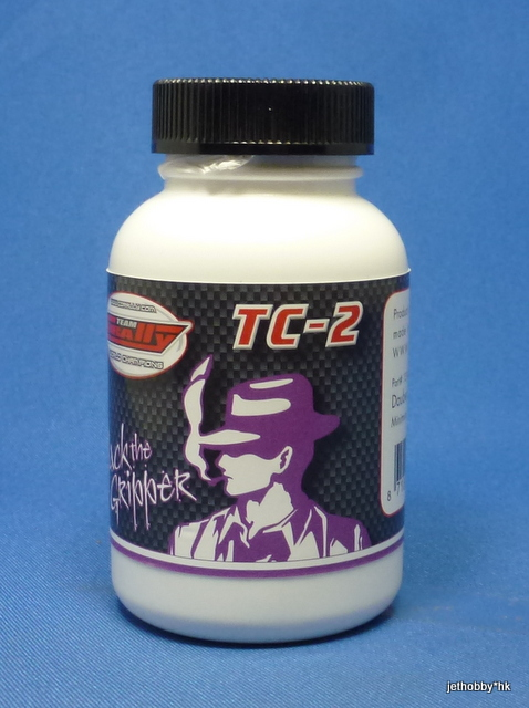 Corally 13747 - TC2 Tire Additive - Jack The Gripper - 125ml