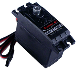 Scanner SSV-9776MG - Fast Servo with Metal Gear (Heli)