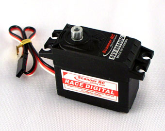 Scanner SSV-9844DMG -  High Torque Digital Servo with Metal Gear