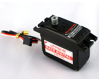 Scanner SSV-9846DGM - High Speed Digital Servo with Metal Gear