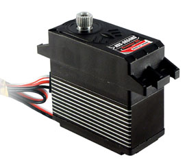 Scanner SSV-9866MG -  Ultra Torque Digital Servo with Metal Gear