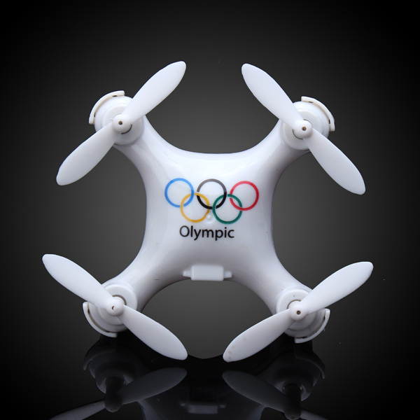 WLToys V676O - 2.4G 6Axis Nano Olympic Headless Quadcopter