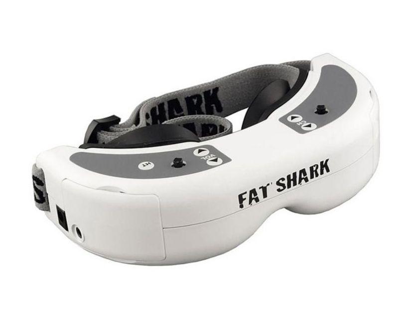 Fat Shark FSV1105 - Dominator HD SVGA Headset