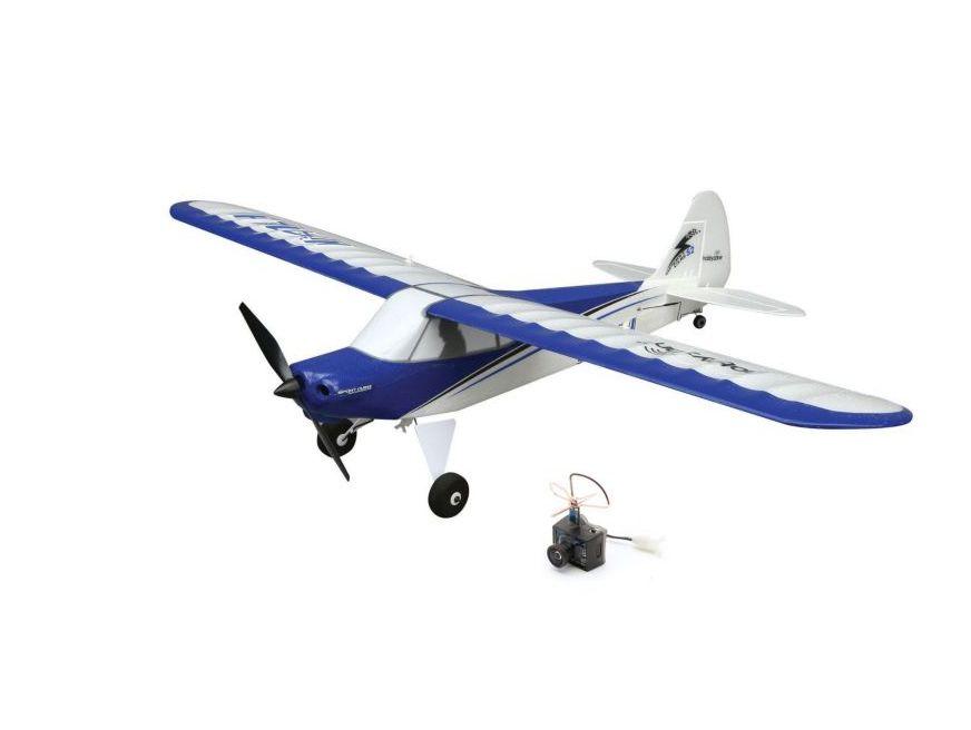 HobbyZone HBZ4400VA - Sport Cub S RTF with UM FPV Transmitter & Camera