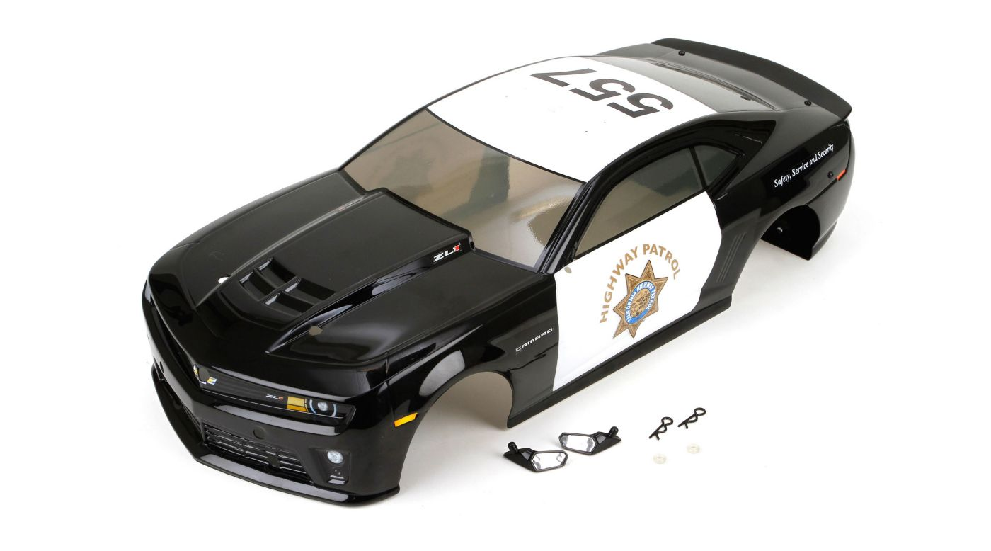 Vattera VTR230017 - 2012 CHP Chevrolet Camaro Body Set Painted