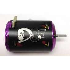 Trinity TEP1081B - D3.5 13.5 Turn BIG BLUE SPEC Brushless Motor
