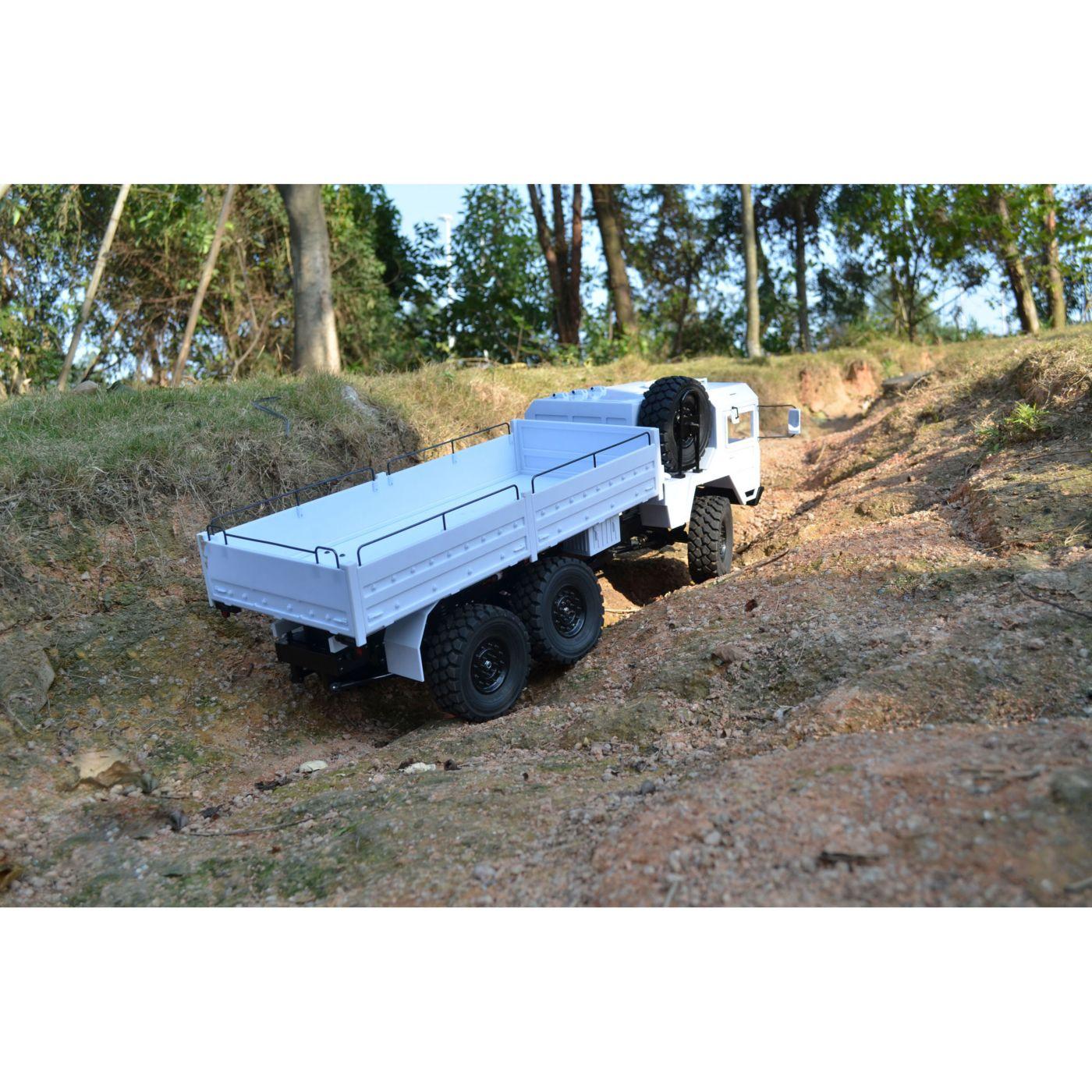 RC4WD ZK0052 - Beast II 6x6 Truck Kit