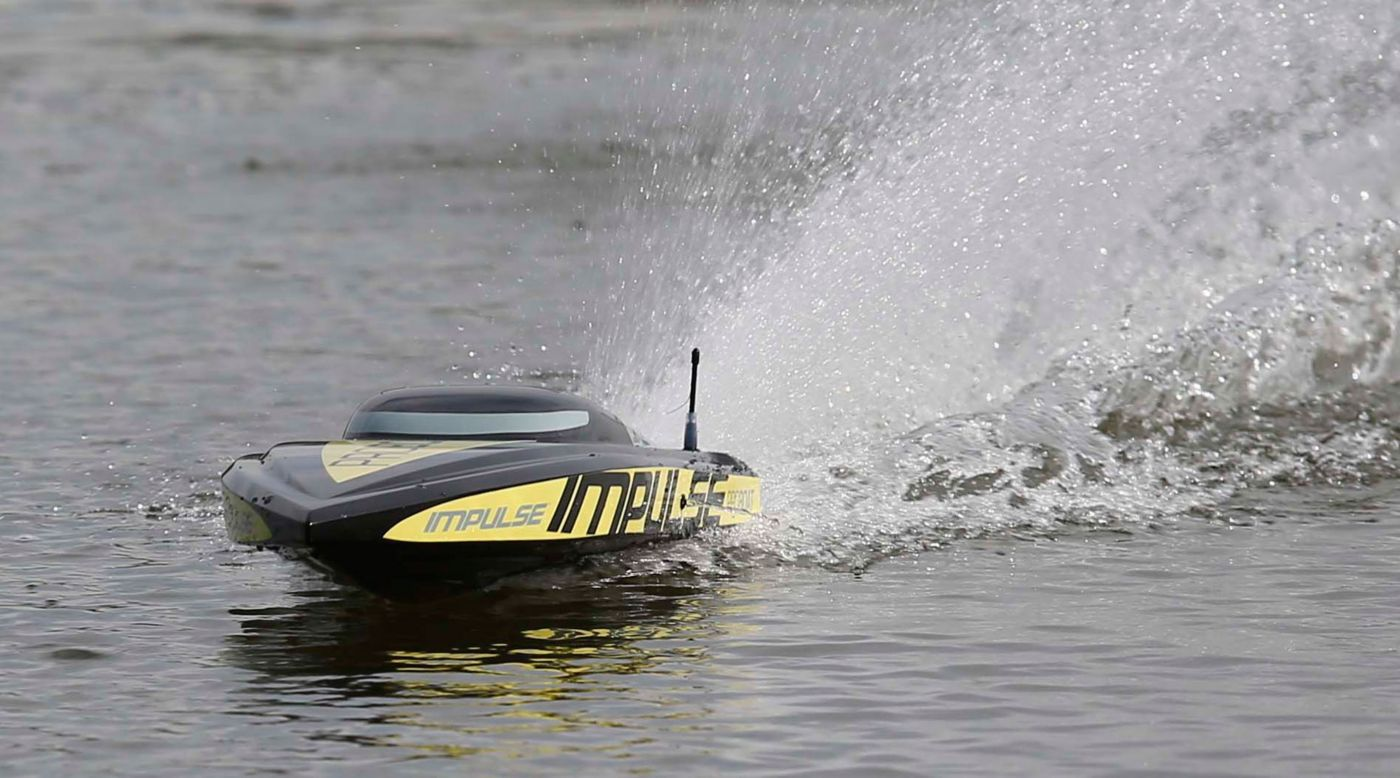 ProBoat PRB08008 - Impulse 31-inch Deep-V V3 Brushless RTR