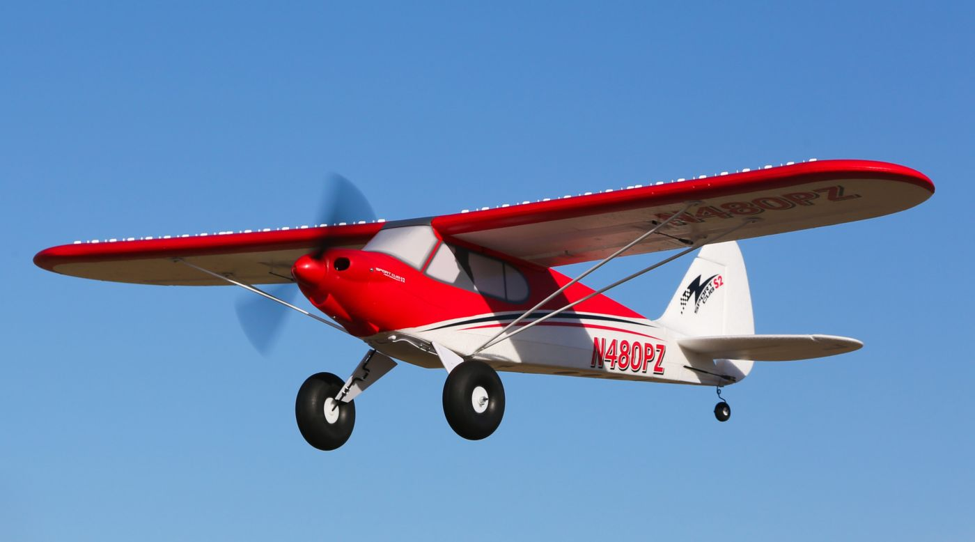 ParkZone PKZ6880 - Sport Cub BNF with AS3X® Technology