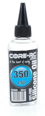 Core CR205 - CORE RC Silicone Oil - 350cSt - 60ml
