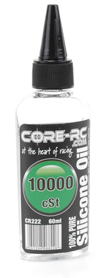 Core CR222 - CORE RC Silicone Oil - 10000cSt - 60m