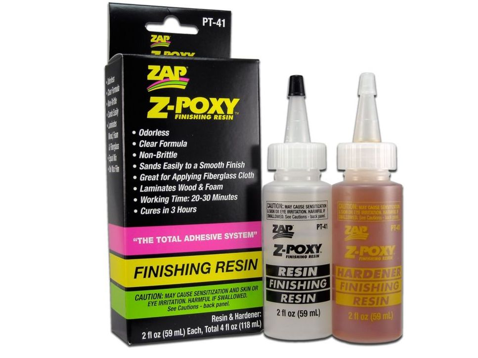 Zap PT-41 - Zap Finishing Resin, 4oz