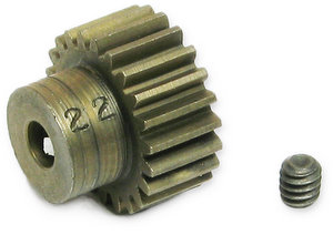 Parma 94422 - Pinion Gear 48 Pitch 22 Tooth