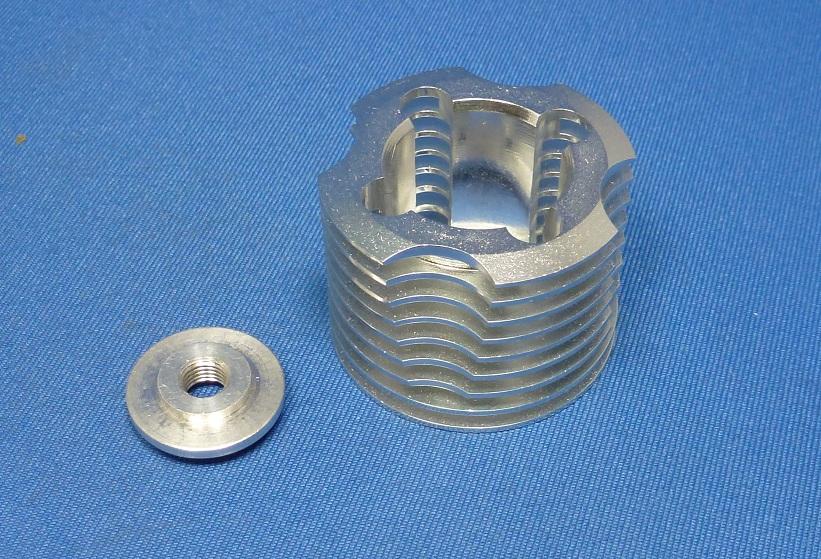 Hong Nor 166 - Engine Heatsink Head (Enya 11)