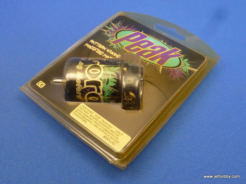 Peak PEK7243 - Aurora Hand Wound Modified 14x3