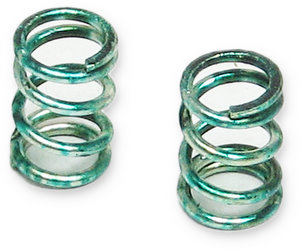 Parma 95203 - Front Suspension Spring .023 Green (Asso 1:12)