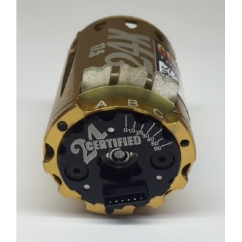 Trinity REV1801XX - Certified 24K 13.5 Brushless Motor