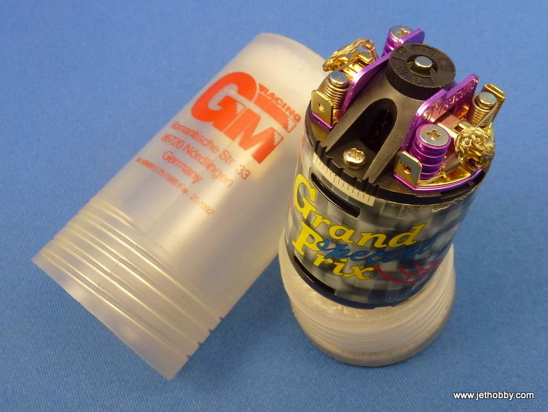 GM Racing - Grand Prix Spec Motor