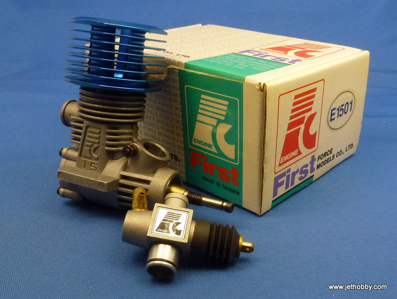 Force E1501 - 15 Car Engine Bue Cooling Head