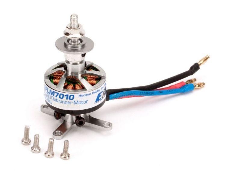 E-Flite EFLM7010 - BL 280 Outrunner Motor, 1800Kv