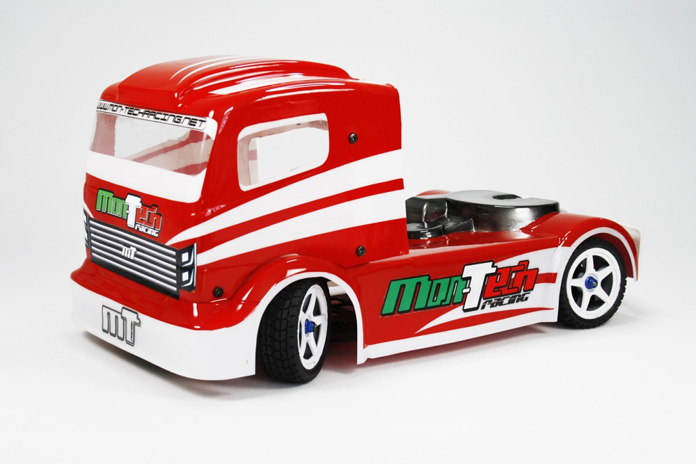 Mon Tech 007007 - 190mm M Truck Clear Body