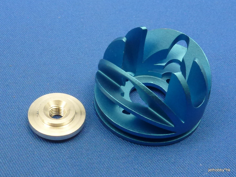 AR AR-06B - Engine Heatsink Head Blue (OS CZ-11)