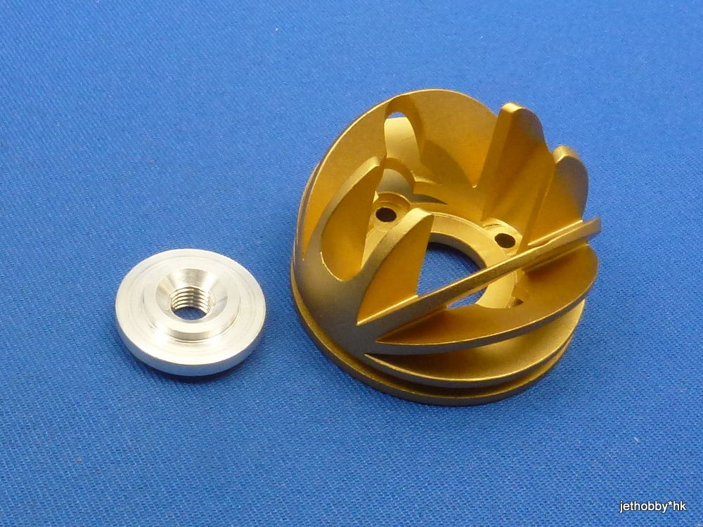 AR AR-06G - Engine Heatsink Head Gold (OS CZ-11)