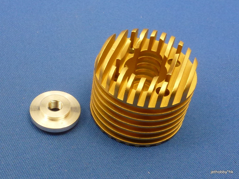 AR AR-11G - Engine Heatsink Head Gold (OS CZ-11)