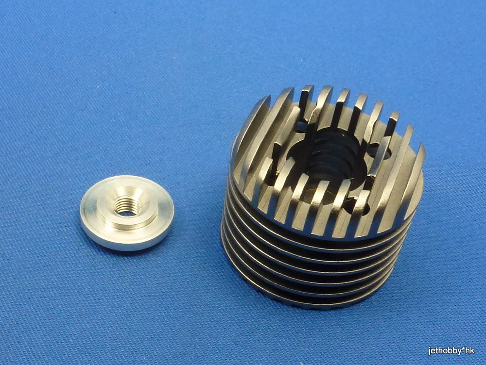AR AR-11 - Engine Heatsink Head Grey (OS CZ-11)