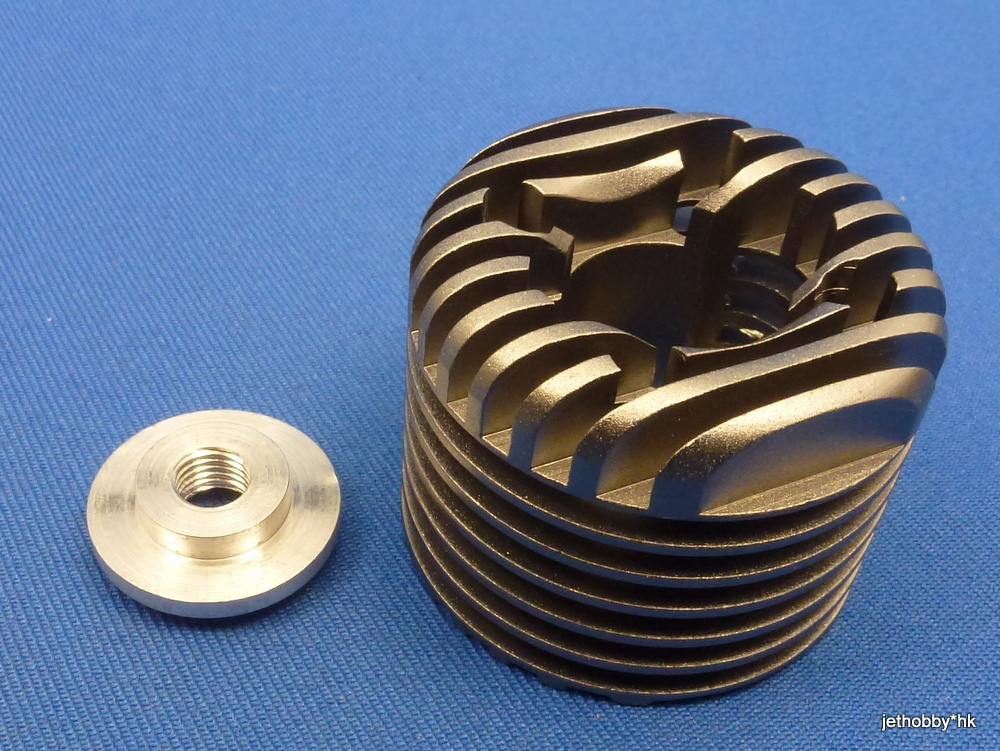 AR AR-13 - Engine Heatsink Head Grey (OS CZR)