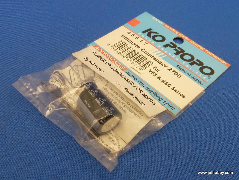 KO Propo 45517 - Ultimate Condenser 2700