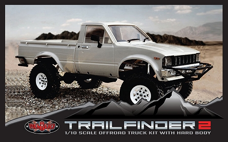 RC4WD ZK0049 - Trail Finder 2 Truck Kit w/Mojave II Body Set