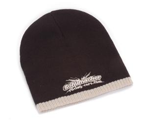 Schumacher G338 - 2 Tone Beanie Knitted Hat